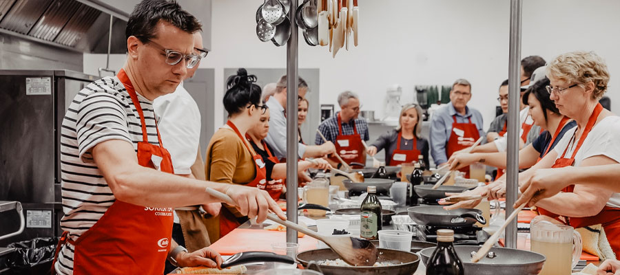 Turkish Cooking Class in Istanbul